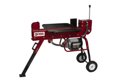 Buy Boss Industrial ED10T20 Industrial Electric Log Splitter, 10-Ton