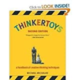img - for Thinkertoys: A Handbook of Creative-Thinking Techniques 2nd (second) edition book / textbook / text book