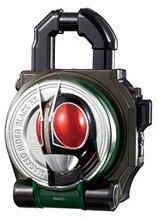 Bandai Kamen Rider Gaim Sound Lock Seed Series SG Lock Seeds 06 Black RX Lock Seed - 1