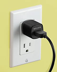 Belkin Micro Charger for Apple iPhone (Black) from Belkin