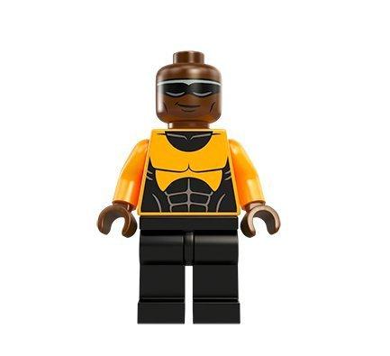 Lego Power Man minifigure - Marvel Super Heroes - 1
