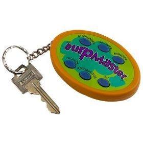 112-SG BurpMaster Electronic Keychain