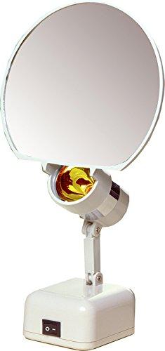 Floxite Illuminate Vanity Mirror, 5-Inch