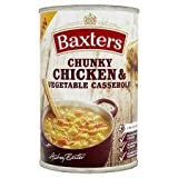 Baxters Chunky Chicken And Vegetable Casserole Soup 415G