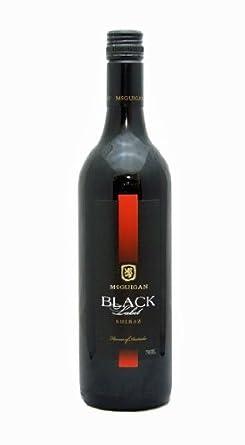 McGuigan Black Label Shiraz 2011