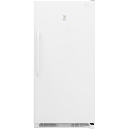 "Frigidaire Fffh17F6Qw 34"" Upright Freezer With 16.9 Cu. Ft. In White back-140247"