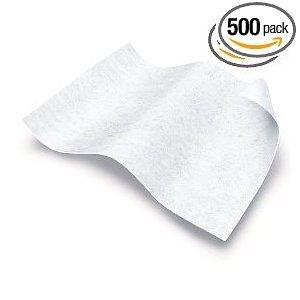 Imagen de Medline desechables Toallitas - Ultra-Soft Cleansing Wipes secos, 10