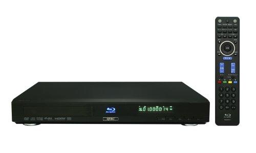 QTEC DVDアップコンバート対応ブルーレイディスクプレーヤー BDX-701 【台数限定】