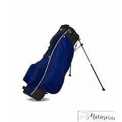 Buy Datrek Team lightweight golf cart stand bag NEW Blue by Datrek