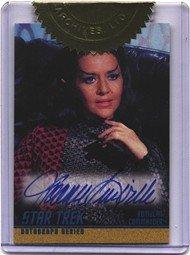 Star Trek TOS 40th Series 2 A136 Joanne Linville Autograph Card
