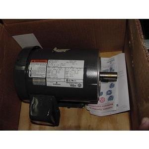 Emerson R459/4Lx10 1-1/2 Hp Electric Motor 208-230/460 Volt 3480 Rpm 93652