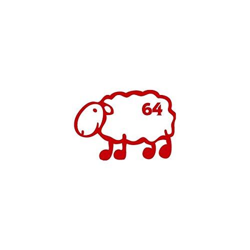 Autocollant-mouton-basque-64-sticker-couleur