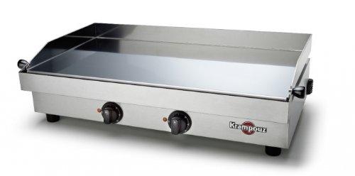 Krampouz plancha electrique gecia4 grills et planchas - Plancha krampouz electrique ...