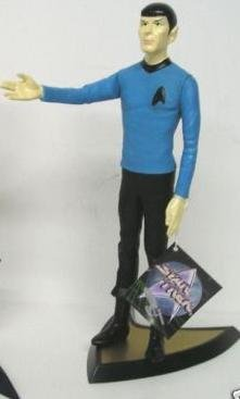 Picture of Applause Star Trek Mr Spock Action Figure by Hallmark Presents Applause (B001I8SWPI) (Star Trek Action Figures)