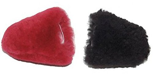 Cheapest Price! 100% Lamb Wool Replacement Buffers (Bonnets) for TruePower & Sumpentown Electric Sho...