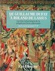 echange, troc Ignace Bossuyt - De Guillaume Dufay à Roland de Lassus: Les très riches heures de la polyphonie franco-flamande