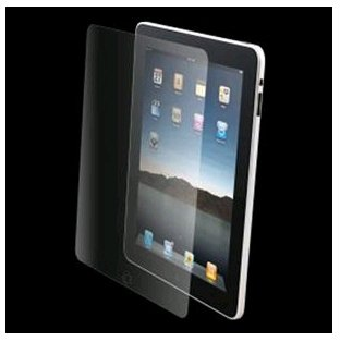 ZAGG invisibleSHIELD for Apple iPad (Front)