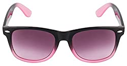 Colorway Wayfarer Pink Sunglasses (Cw-4301)