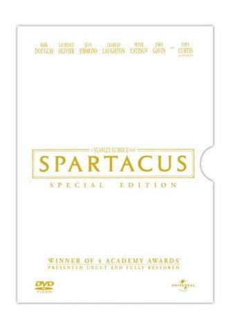 Spartacus (Special Edition) [DVD] [1960]