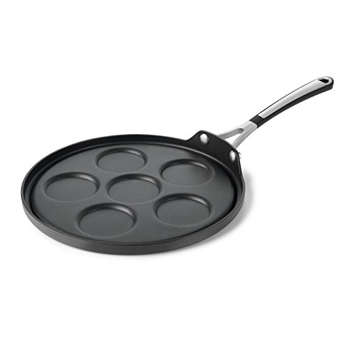 Simply Calphalon Nonstick Silver Dollar Pancake Pan (Silver Dollar Pan compare prices)