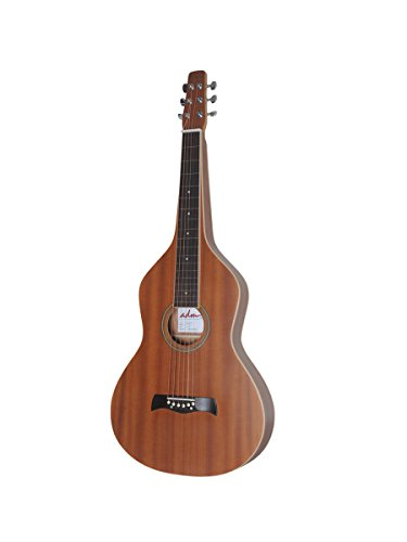 ADM JW331 Weissenborn Hawaiian Lap Steel Acoustic Guitar (Acoustic Lap Steel Guitar compare prices)