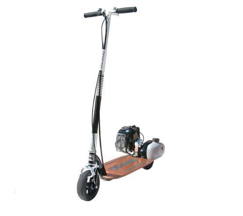 Go-Ped GSR Sport Gas Powered City Scooter (Gloss Black)