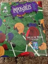 Impossibles: Lost in The Woods - 1