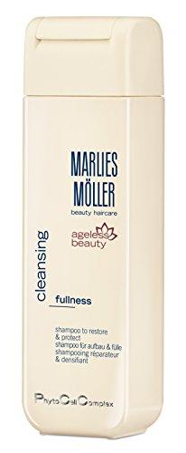 Marlies Möller Fullness shampoo di bellezza senza età per ripristinare & proteggere 200 ml
