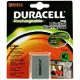 Duracell DR9933 - Digital Camera Battery 7.4V 1000mAh