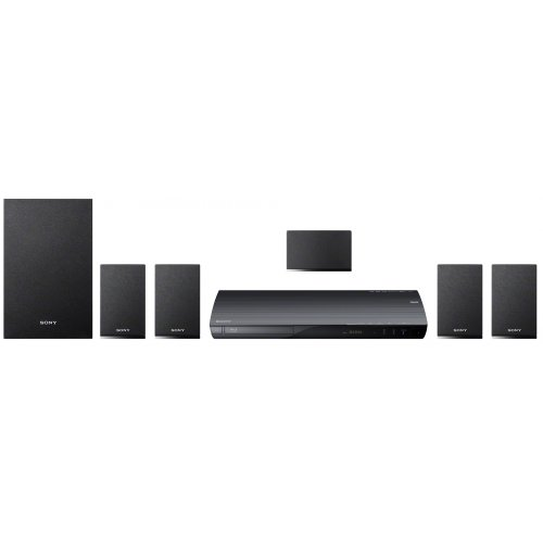 Sony BDVE190 300W 3D Blu-ray Home Cinema System