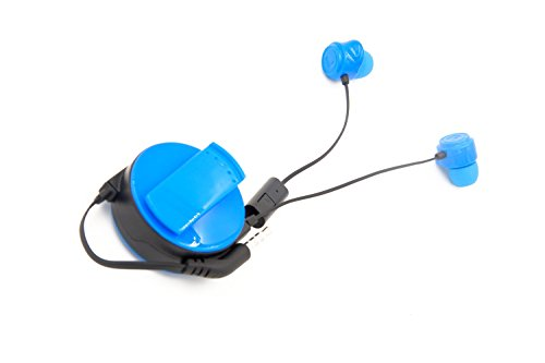 Dino Cable SR6 Retractable In the Ear Headset