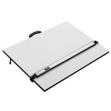 Alvin PXB Laminated Parallel Straightedge & White Drawing Board 24 in. x 36 in.
