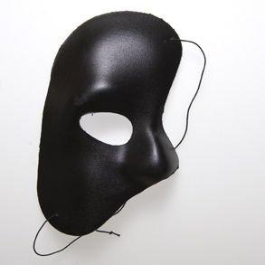 Black Phantom Mask