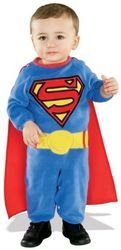 Toddler Boy's Costume: Superman 1T-2T