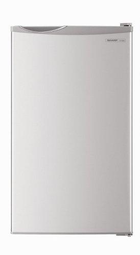 SHARP 75Lコンパクト冷蔵庫 シルバー系 SJ-H8W-S  SJ-H8W-S