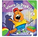 Where is Dogbot (Lift the Flap Book) (Early Start)