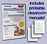 Mastering Photoshop Elements Made Easy Training Tutorial v. 9, 8, 7, 6, 5 & 4 - How to use Elements Video e Book Manual Guide. Even dummies can learn from this total DVD for everyone, featuring Introductory through Advanced material from Professor Joe