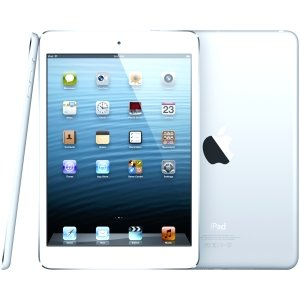 APPLE MINI IPADS MD544LL/A IPAD MINI 32GB WHITE VERIZON W/WI-FI