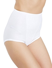 Firm Control High Rise Traditional Knickers