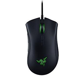 Razer DeathAdder Elite - Multi-Color Ergonomic Gaming Mouse - World's Most Precise Sensor - Comfortable Grip - The eSports Gaming Mouse [並行輸入品]