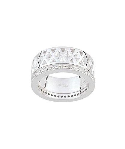 GUY LAROCHE FEMME - Donna 925/1000 anello in argento e zirconio, ossidi di Guy Laroche ATV006AZ - 54