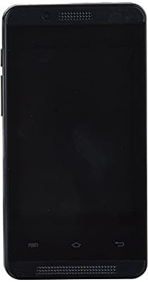 Celkon A 35K 4Gb Dual Sim Android Kitkat 4.4.2 Smart Phone With 3.2Mp Camera (Black)