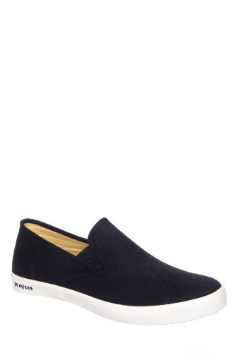 Seavees Men's Baja Slip On Hemp Shoe