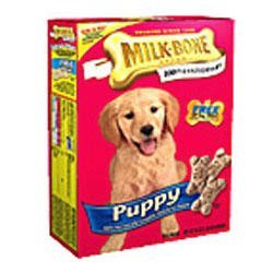 Milk-BoneTraditional Bone Shaped Puppy Biscuits