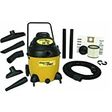 Shop-Vac 9622000 20-Gallon 12-AMP Ultra Pro SR Wet Dry Vacuum