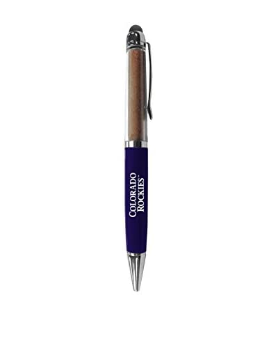 Steiner Sports Memorabilia Colorado Rockies Executive Pen with Authentic Dirt From Coors Field