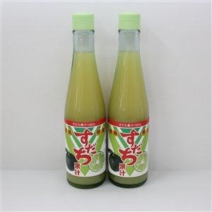 JA全農とくしま 100%果汁すだち果汁 300ml 2本セット