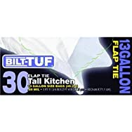 Presto Products GKL032570 Bilt-Tuf Tall Kitchen Trash Bag