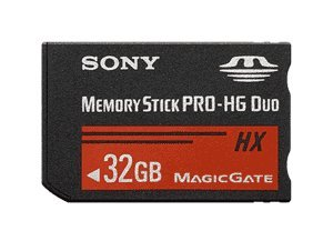 Cheapest Prices! Sony Memory Stick Pro-HG Duo 32Gb (MS-HX32A)