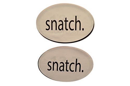Fitness Bumper Stickers (SNATCH)